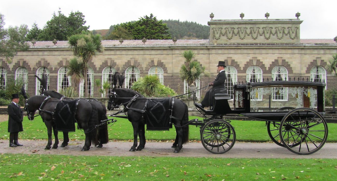 kilvey carriages south wales horse drawn carriages